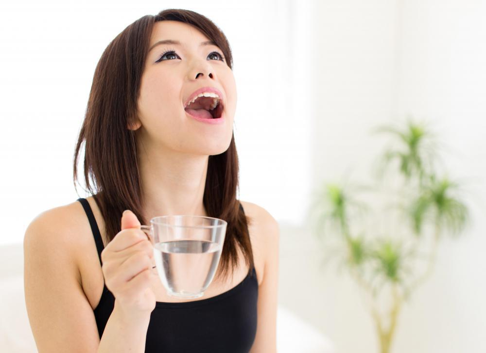 полоскание для горла
