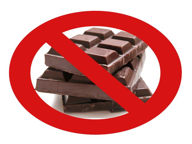 запрет на сладости