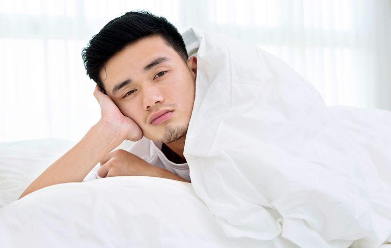 fatigue after sleep