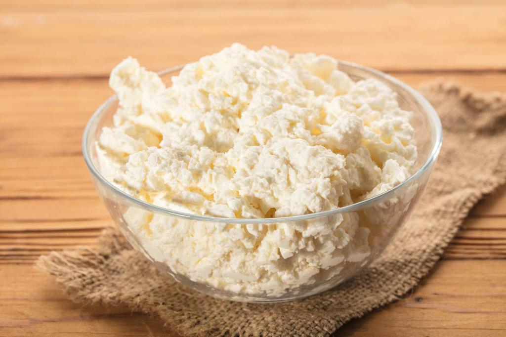 cottage cheese for dessert