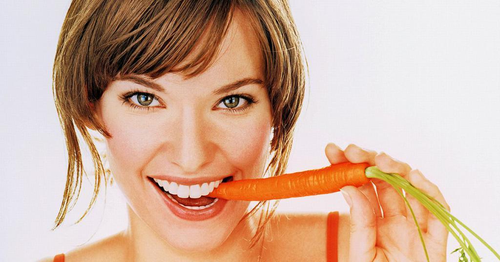 употребление морковки