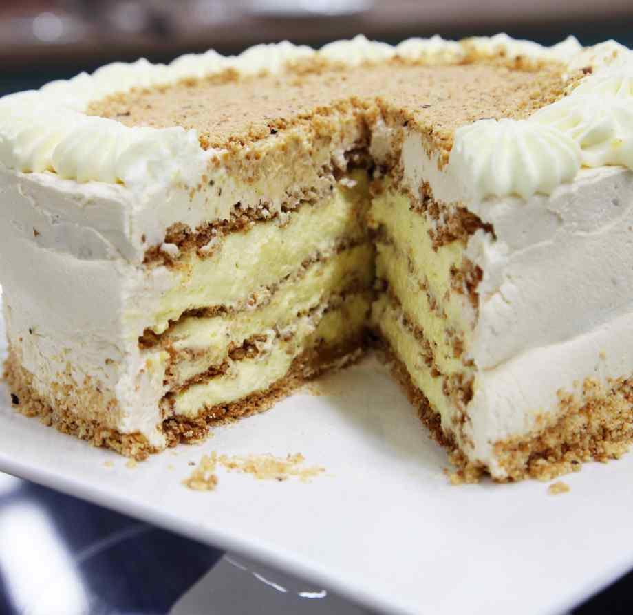 Торт восточный рецепт с фото