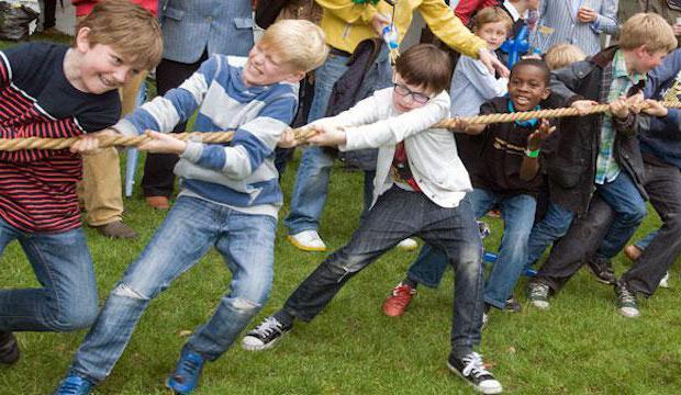 рыцарский турнир в школе к 23 февраля
