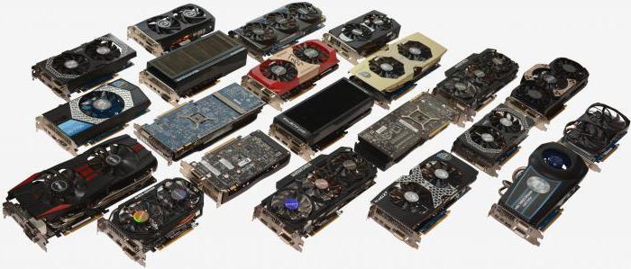 Рейтинг мобильных видеокарт нового поколения