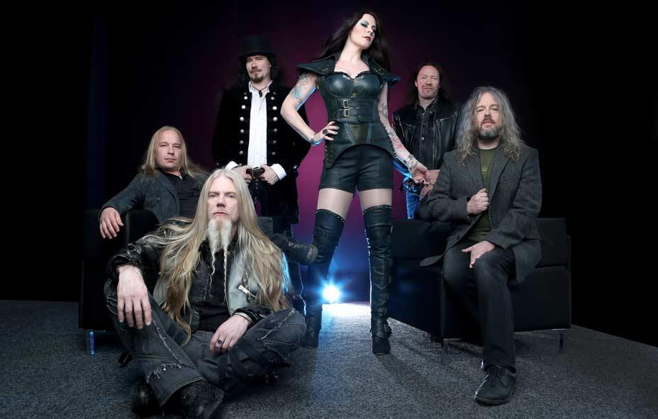 Nightwish finnish rock band