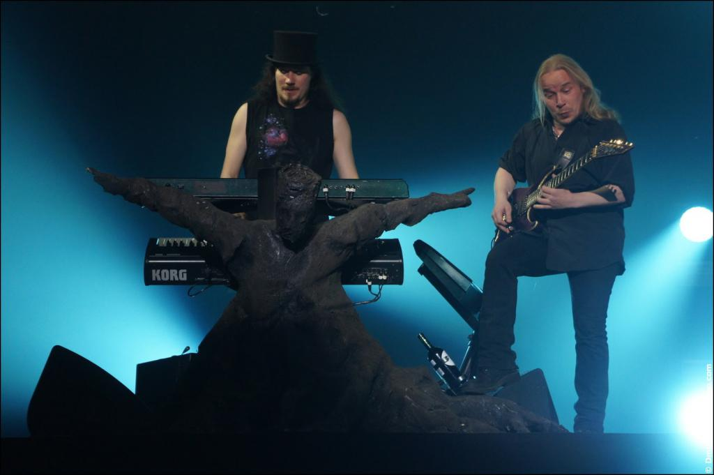 Nightwish Band Performance
