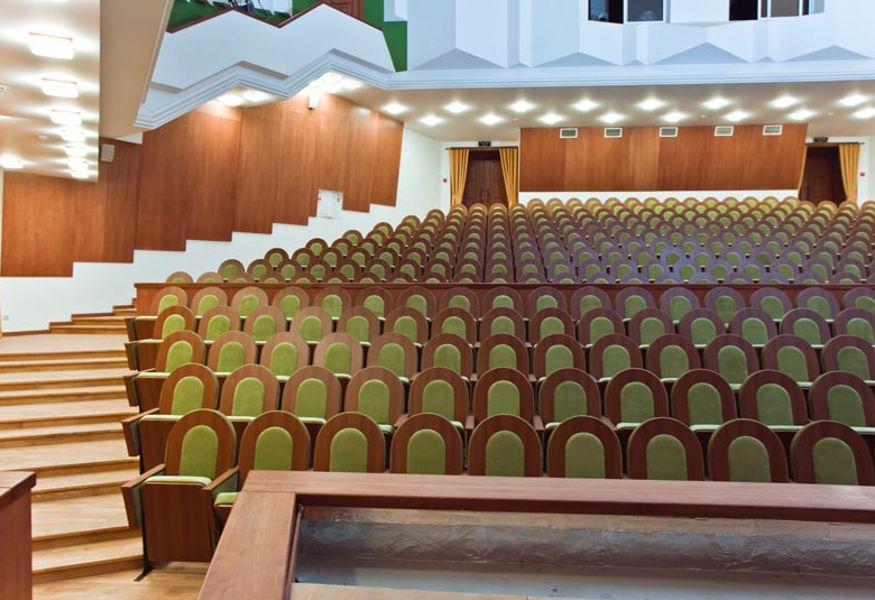 Great Hall of the Krasnoyarsk Institute of Arts