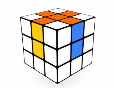 формулы кубика рубика 3х3