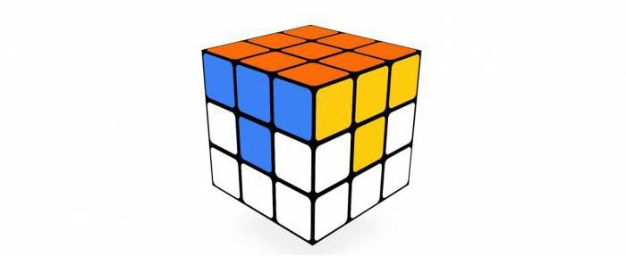 как легко собрать кубик рубик 3х3