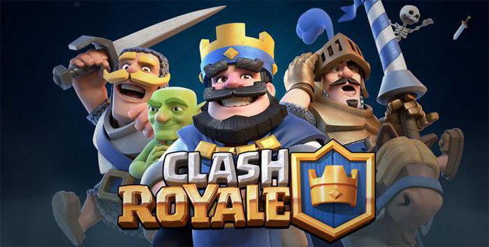 Три мощных колоды с Пламенным драконом для игры Royal Clash
