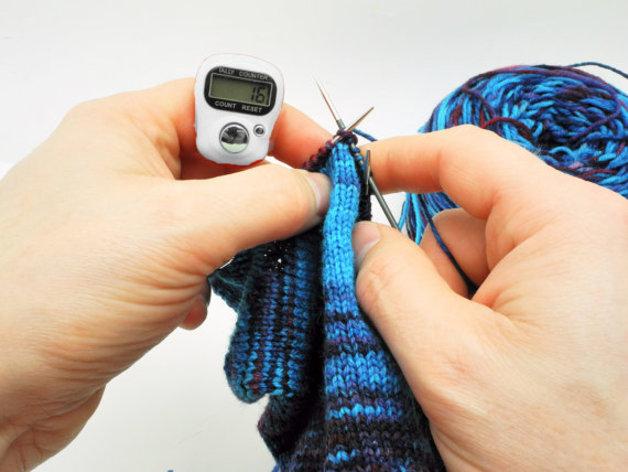 Удобные маркеры для вязания