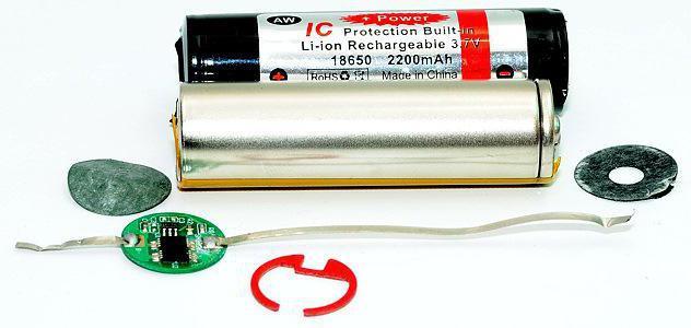 18650 аккумулятор какие лучше защищенные или незащищенные