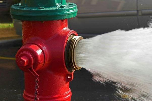 водопровод Противопожарный