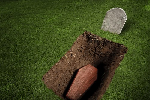 Если снится могила