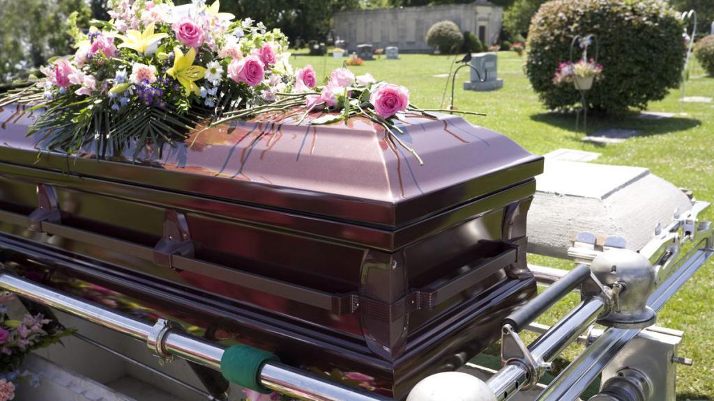 Покойник и гроб
