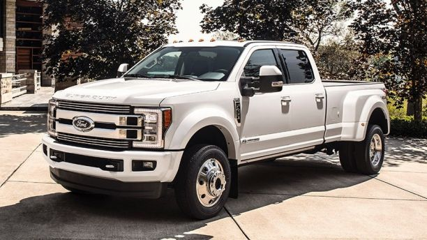 The Ford 2018 F-Series Pickup