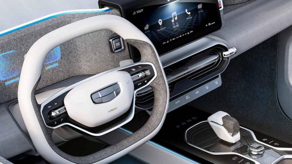 Электрический SUV