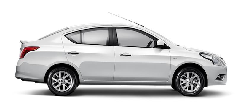 Дизайн Nissan Almera