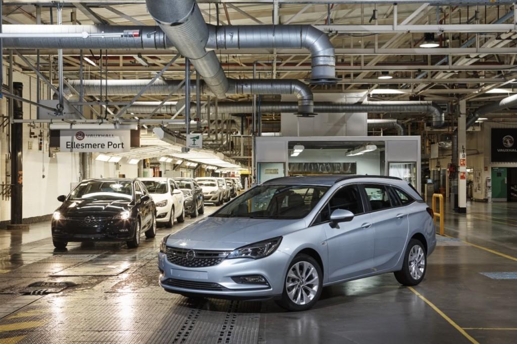 Opel Astra Sports 2016