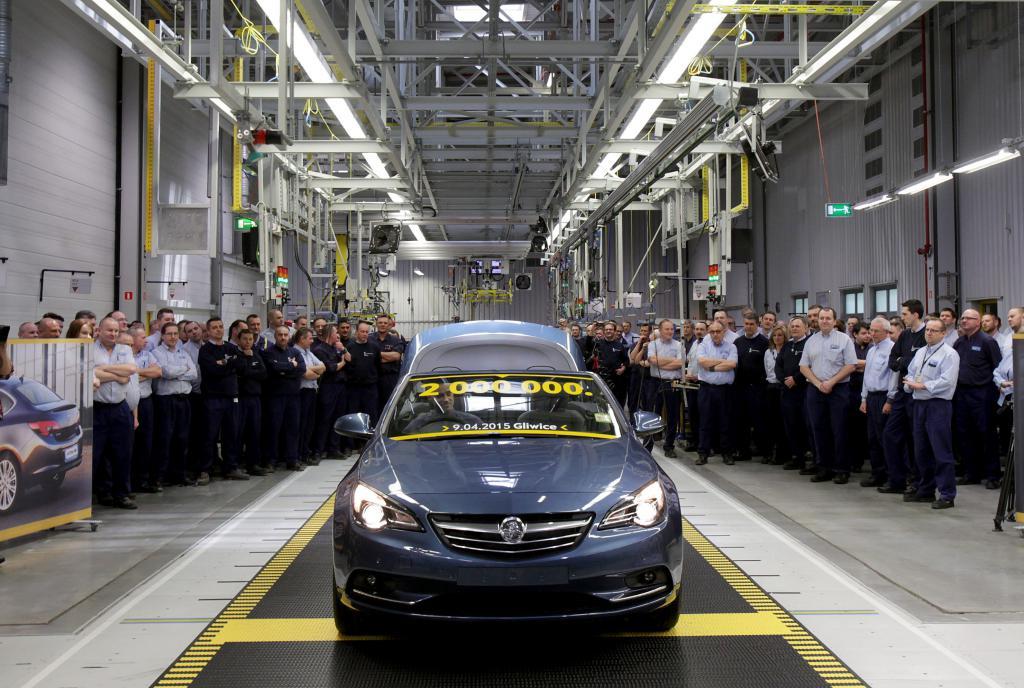Двухмиллионный автомобиль польского завода