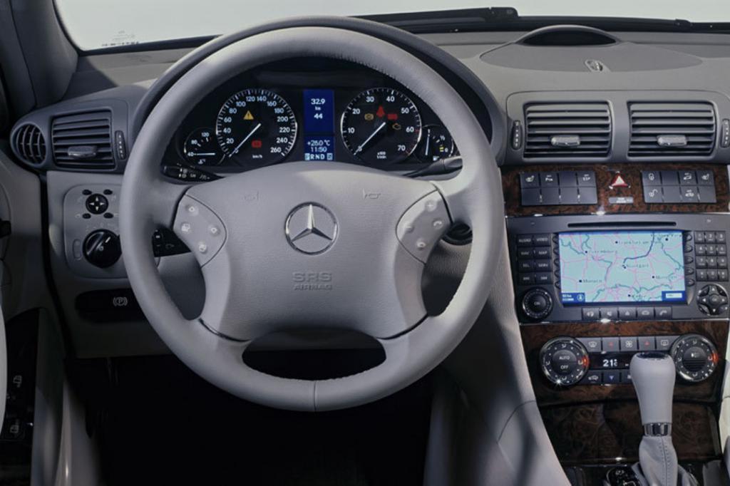 Mercedes C-Klasse T-Modell (S203)