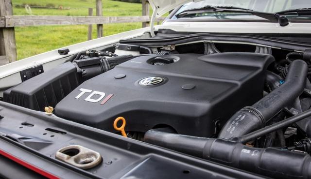 """Diesel engine """"Golf-2"""""""