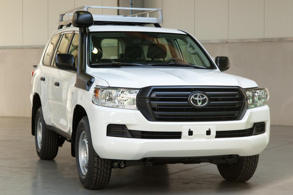 Автомобиль Land Cruiser 200 GX