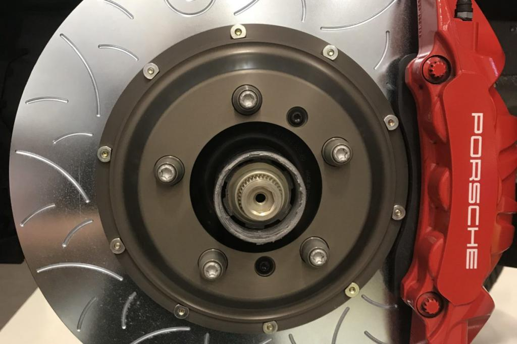 Brembo 2-Piece GT3/RS