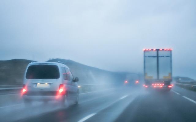 Условия скоростной трассы