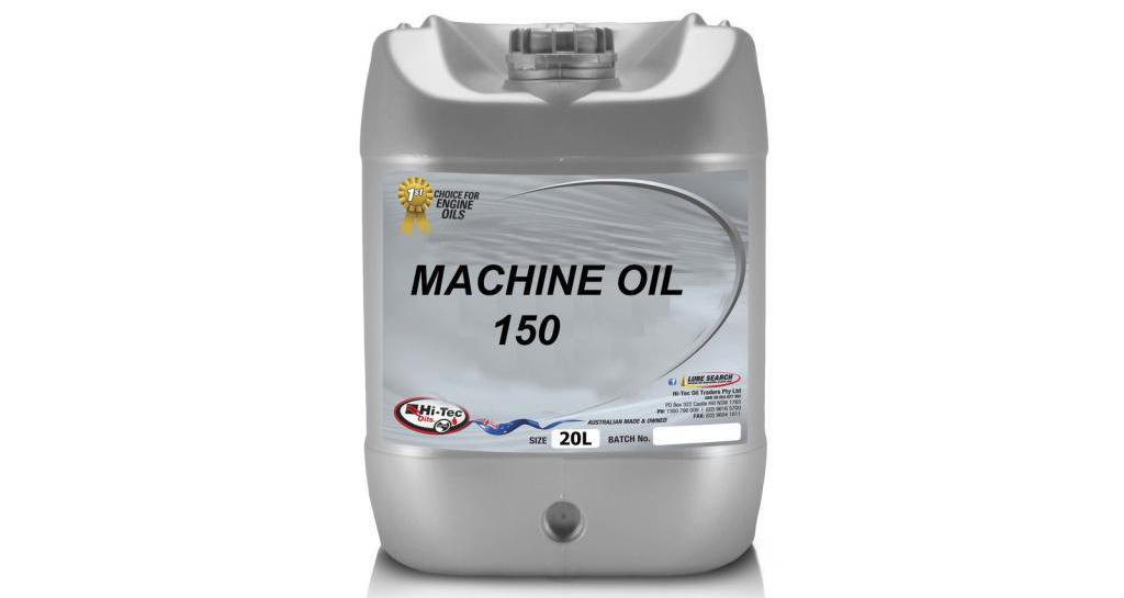 Образец машинного масла