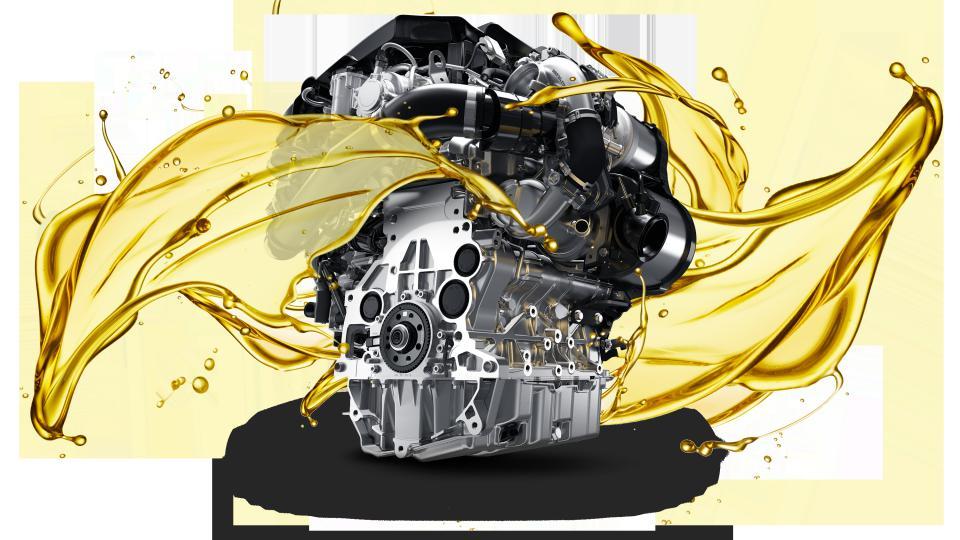 Оригинальное моторное масло