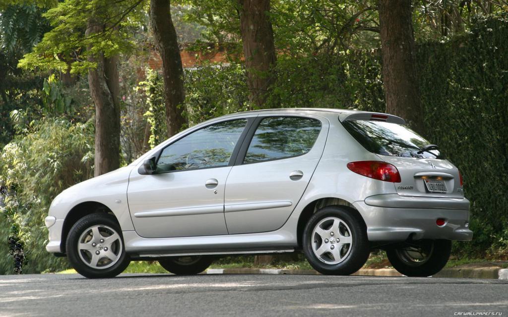 Peugeot 206 1 4 MT 2008