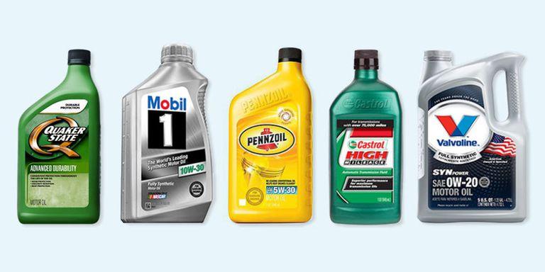 Разнообразие выбора моторного масла