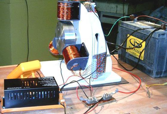 Бестопливный генератор свободной энергии схема