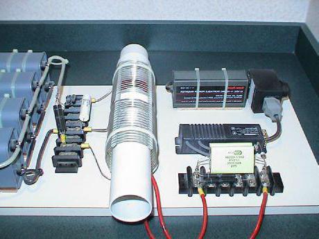 Работающие схемы генераторов свободной энергии