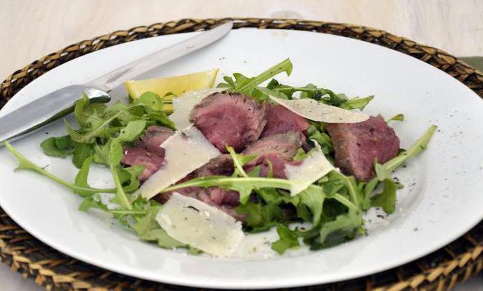 Виды салатов фото с названием