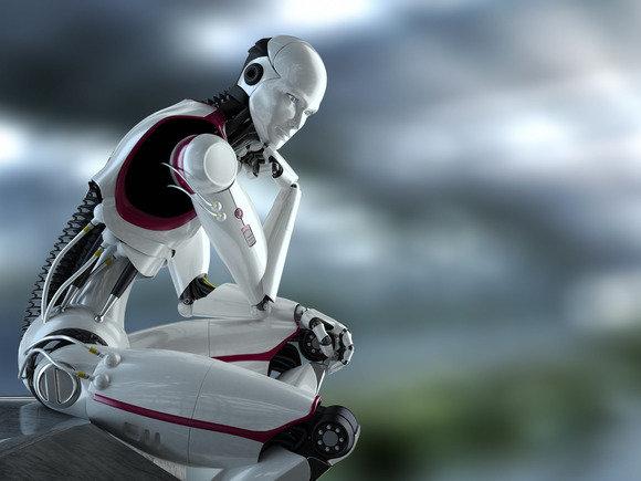 Робот-андроид