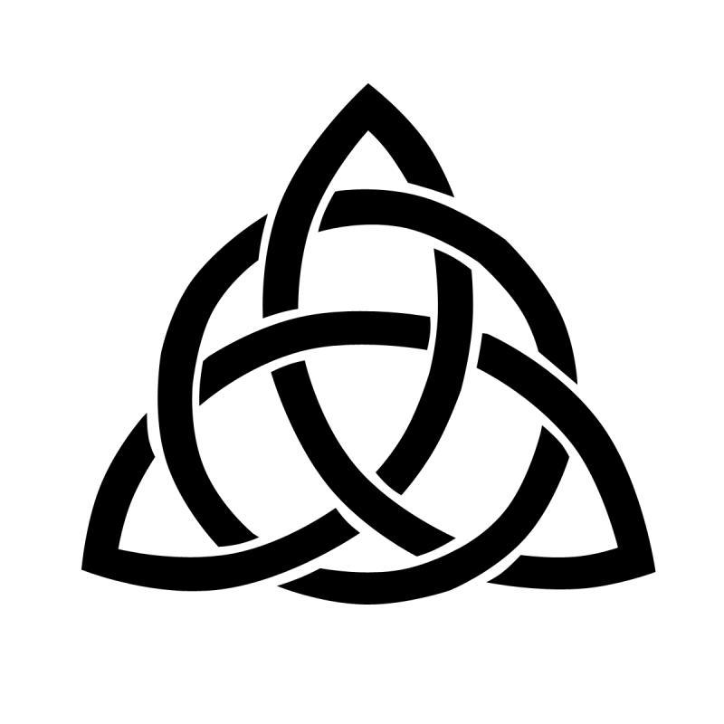 древесину кельтские символы и их значение фото самом