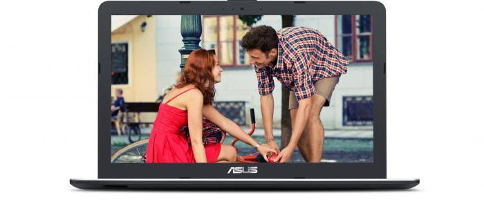 ноутбук asus x541s характеристики