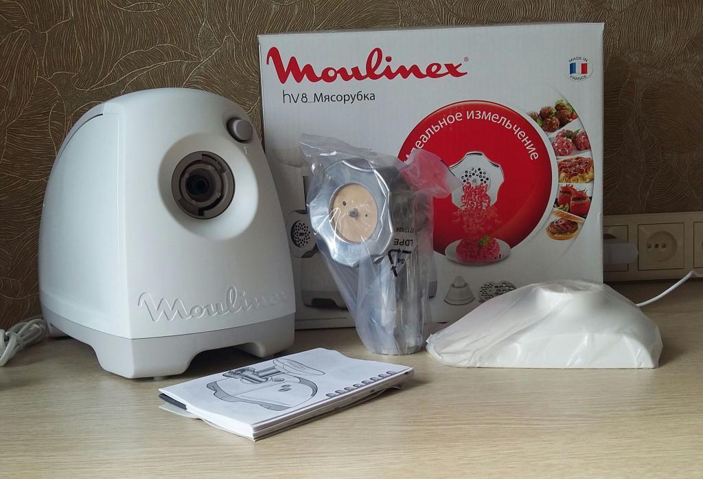 электрическая мясорубка мулинекс ME 6201