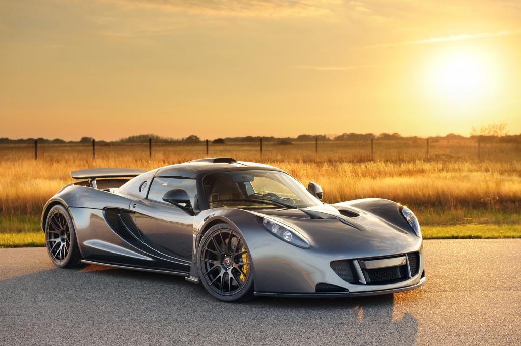 Самый быстрый спорткар в мире: Топ-10