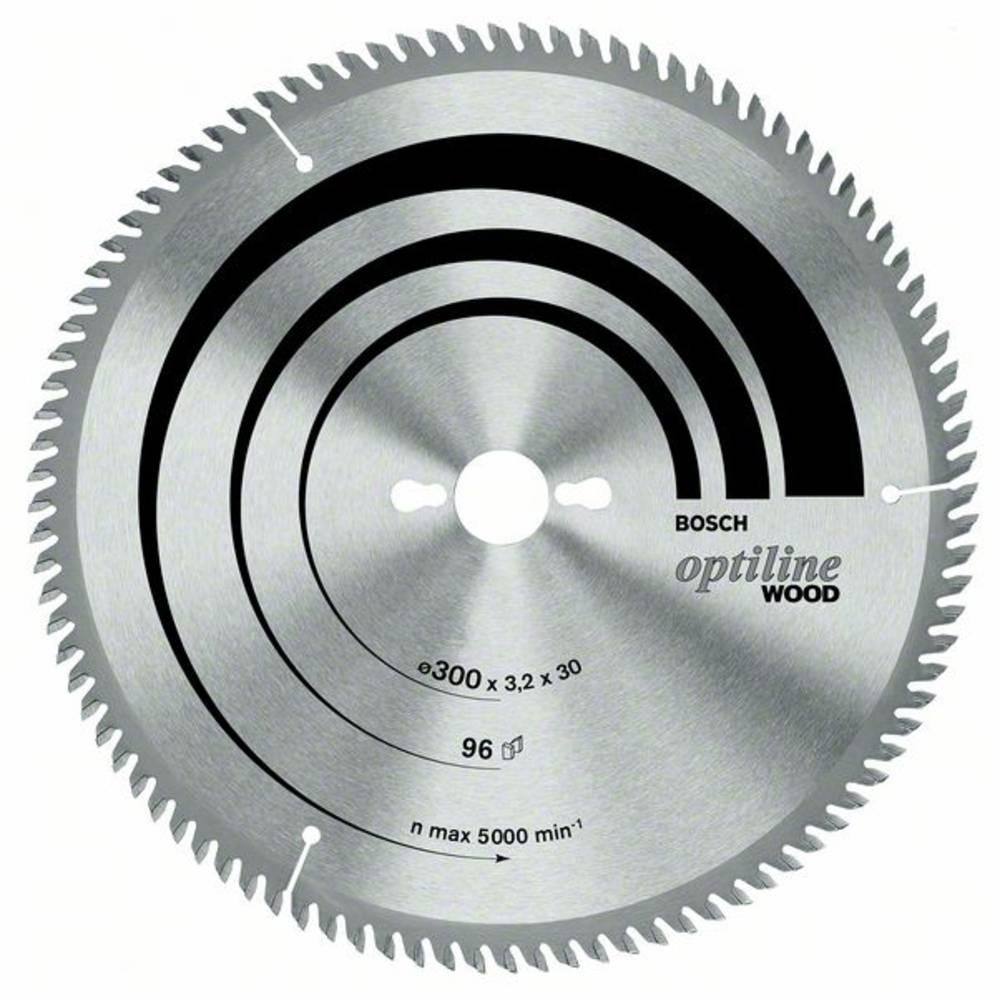 Пильный диск Bosch