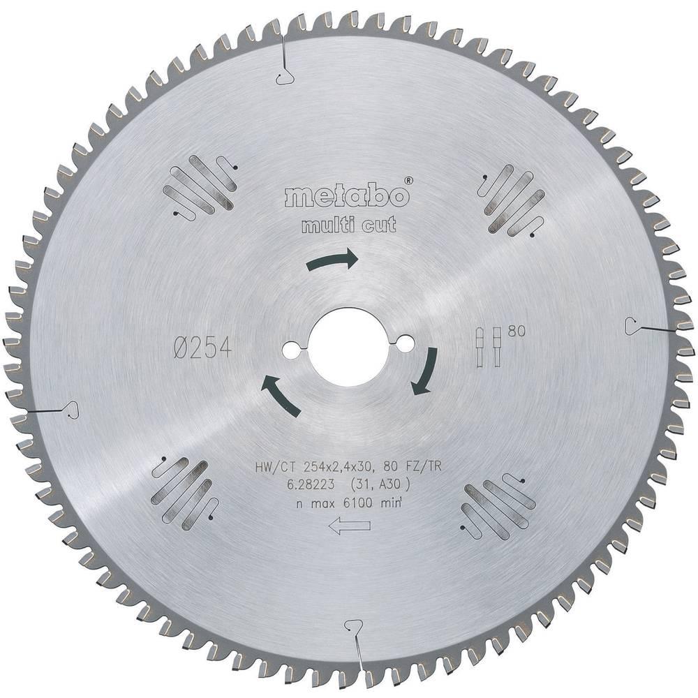 Пильный диск Metabo MultiCut