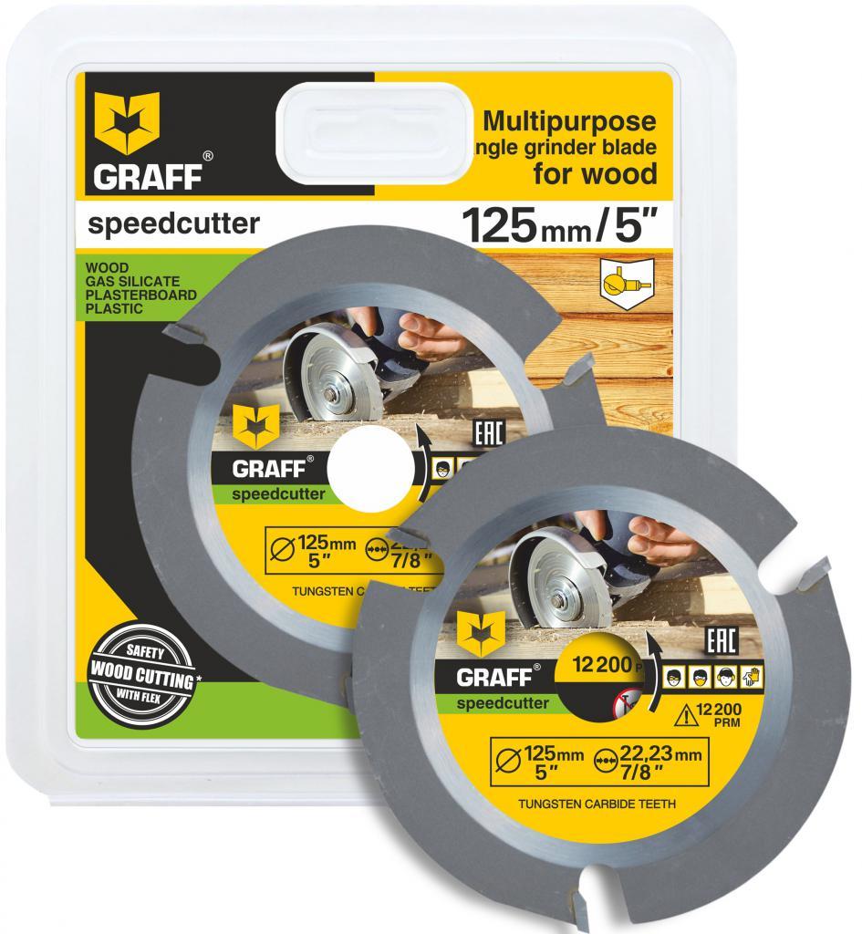 Пильный диск Graff Speedcutter