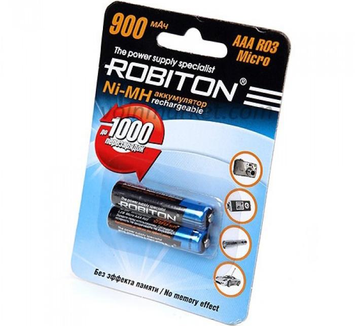 Аккумуляторы Robiton
