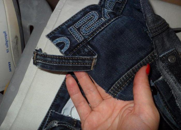 Пояс для джинсов своими руками 15