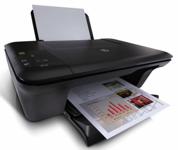 Как вытащить картридж из принтера HP