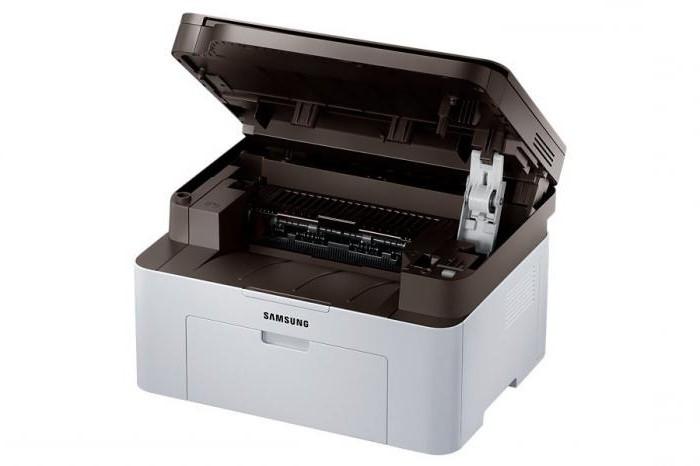 Как вытащить картридж из принтера Самсунг