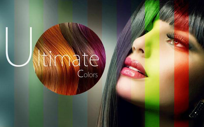 Приложение Hair Color