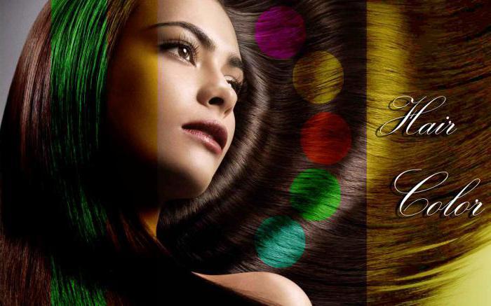 Программа для изменения цвета волос